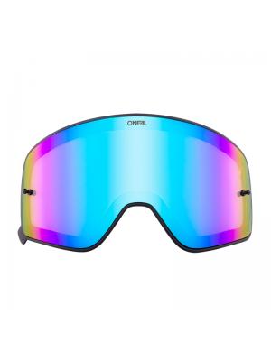 Магнитна плака за очила O'NEAL B50 RADIUM BLUE