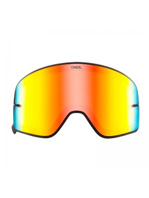 Магнитна плака за очила O'NEAL B50 RADIUM RED