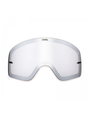 Магнитна плака за очила O'NEAL B50 SILVER MIRROR