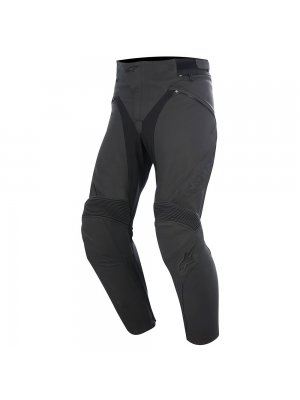 Панталон Alpinestars JAGG LEATHER BLACK PANTS
