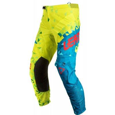 Панталон Leatt GPX 4.5 18 Lime/Teal