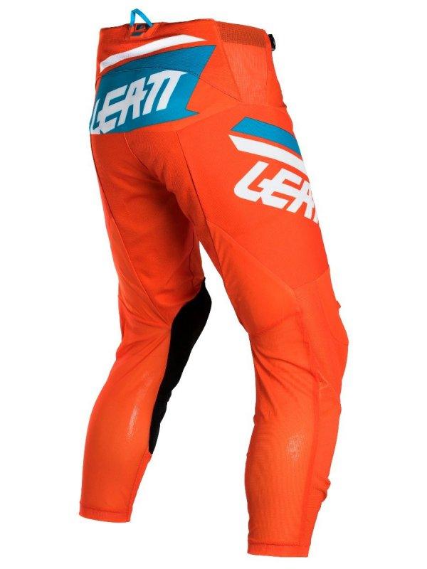 Панталон Leatt GPX 4.5 18 Orange/Blue