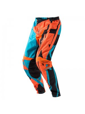 Панталон Acerbis Profile 17 Orange/Blue Pants