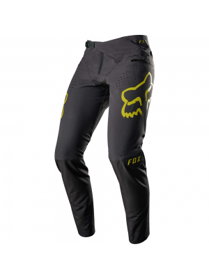 Панталон Fox Flexair Pants Black/Yellow