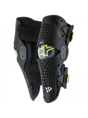 Наколенки ALPINESTARS SX-1 KNEE GUARD BLACK