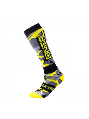 Чорапи O'NEAL PRO MX HUNTER BLACK/GRAY/HI-VIZ
