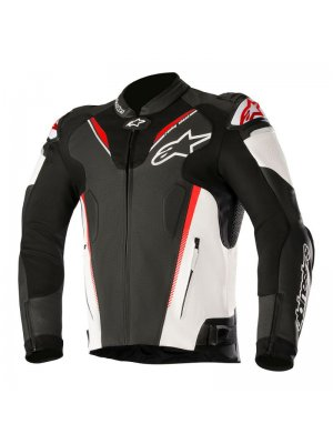 Яке ALPINESTARS ATEM V3 LETHER RED JACKET