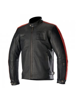Яке ALPINESTARS OSCAR CHARLIE LEATHER JACKET TECH-AIR™ COMPATIBLE