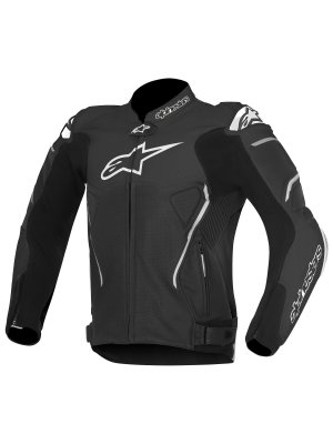 Яке ALPINESTARS ATEM LEATHER BLACK JACKET