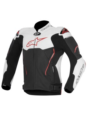 Яке ALPINESTARS ATEM LEATHER RED JACKET