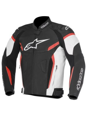 Кожено Яке ALPINESTARS GP PLUS R V2 AIRFLOW RED JACKET