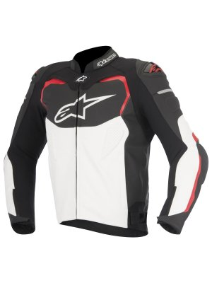 Яке ALPINESTARS GP PRO LEATHER WHITE JACKET