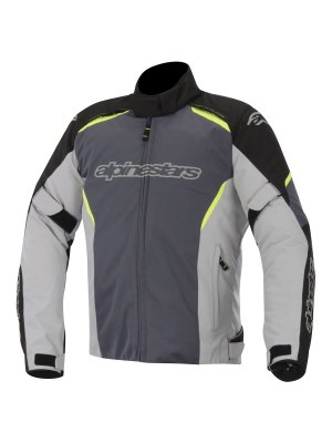 Яке ALPINESTARS GUNNER WATERPROOF GRAY JACKET