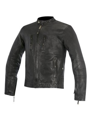 Кожено Яке ALPINESTARS OSCAR BRASS LEATHER JACKET