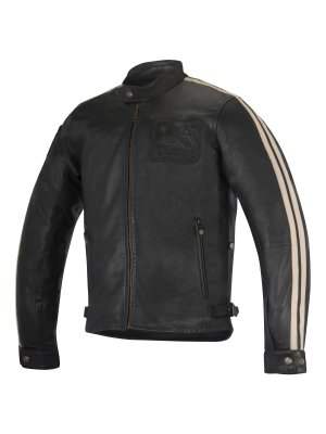 Яке ALPINESTARS OSCAR CHARLIE LEATHER JACKET