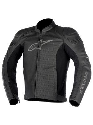 Кожено Яке ALPINESTARS SP-1 AIRFLOW LEATHER BLACK JACKET
