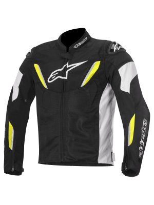 Яке ALPINESTARS T-GP R AIR YELLOW JACKET