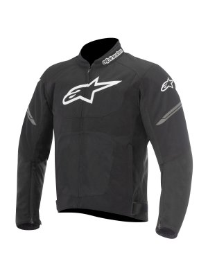 Яке ALPINESTARS VIPER AIR TEXTILE BLACK JACKET
