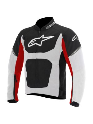 Яке ALPINESTARS VIPER AIR TEXTILE RED JACKET