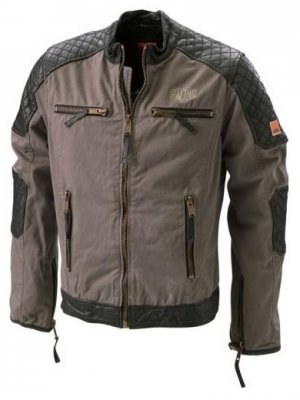 Кожено Яке KTM MENS LEATHER JACKET