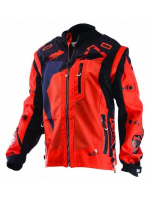 Яке Leatt GPX 4.5 X-FLOW Jacket Orange