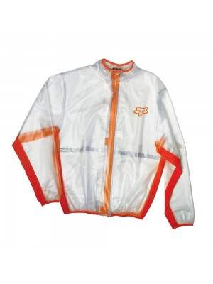 Дъждобран Fox MX Fluid Jacket Orange