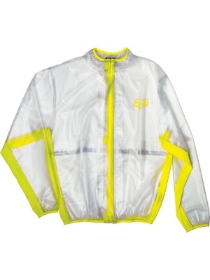 Дъждобран Fox MX Fluid Jacket Yellow