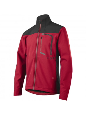 Яке Fox Attack Fire Softshell Jacket Red