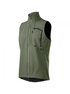 Яке Fox Attack Fire Vest Dark Fatigue