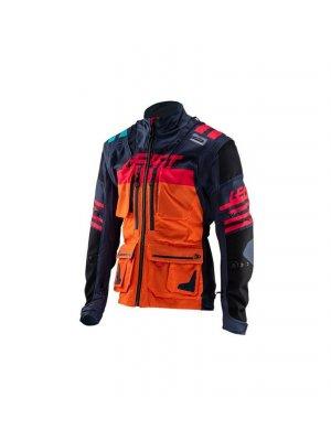 Яке Leatt GPX 5.5 Enduro Jacket Ink/Org