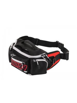 Чантичка ALPINESTARS MM93 WAIST BAG BLACK RED