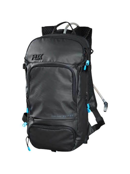 Раница FOX PORTAGE HYDRATION PACK - Black