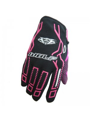 Ръкавици WULFSPORT FORCE PINK