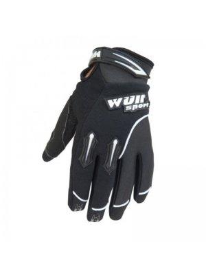 Ръкавици WULFSPORT STRATOS BLACK