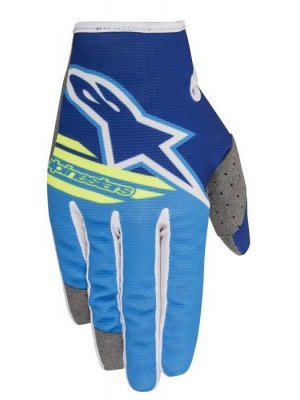 Ръкавици Alpinestars RADAR FLIGHT Blue Gloves