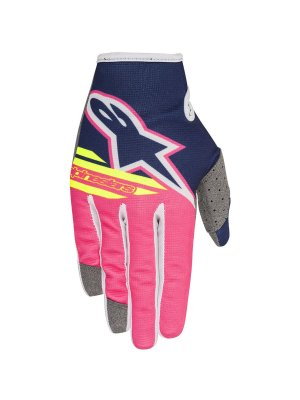 Ръкавици Alpinestars RADAR FLIGHT Pink Gloves