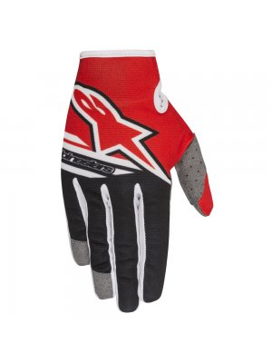 Ръкавици Alpinestars RADAR FLIGHT Red Gloves
