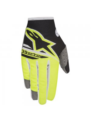 Ръкавици Alpinestars RADAR FLIGHT Yellow Gloves NEON