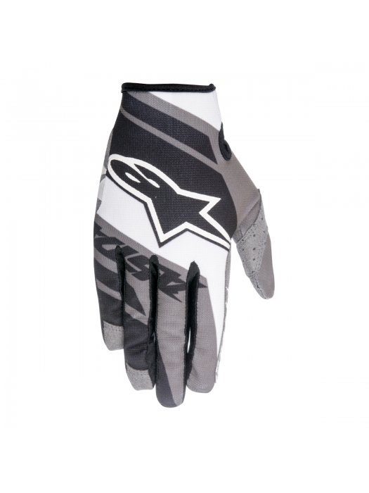 Ръкавици Alpinestars RACER SUPERMATIC Grey Gloves