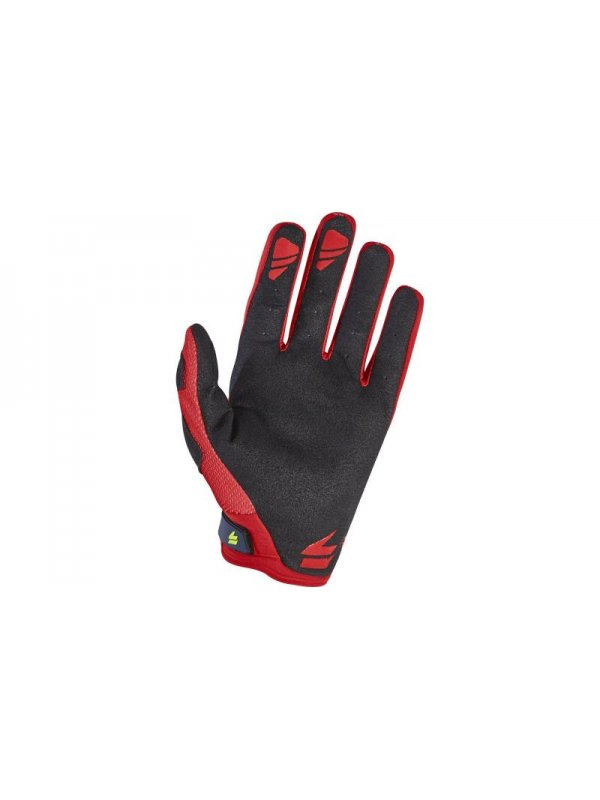Ръкавици Shift 3LACK PRO Red Gloves