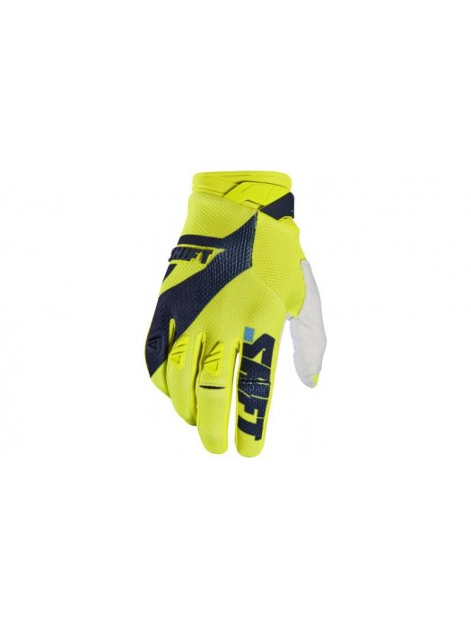 Ръкавици Shift 3LACK PRO Yellow Gloves