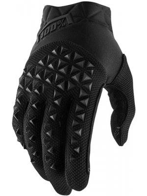 Ръкавици 100% AIRMATIC BLACK