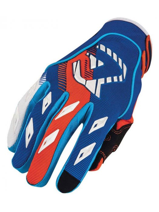 Ръкавици Acerbis MX1 Blue/Orange Gloves
