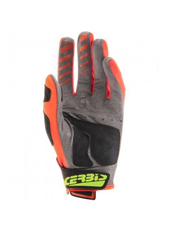 Ръкавици Acerbis MX2 Black/Orange Gloves