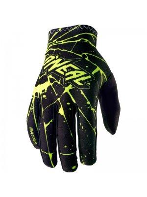 Ръкавици O'NEAL ENIGMA BLACK/NEON