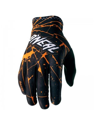 Ръкавици O'NEAL ENIGMA BLACK/ORANGE