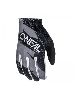 Ръкавици O'NEAL MATRIX BURNOUT BLACK/GRAY
