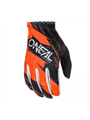 Ръкавици O'NEAL MATRIX BURNOUT BLACK/ORANGE