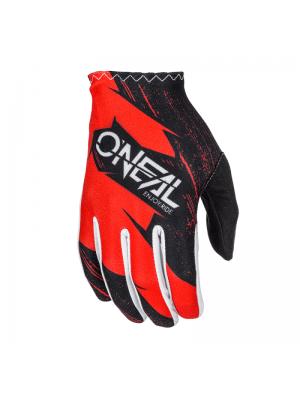 Ръкавици O'NEAL MATRIX BURNOUT BLACK/RED