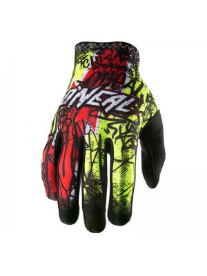 Ръкавици O'NEAL MATRIX VANDAL HI-VIZ RED